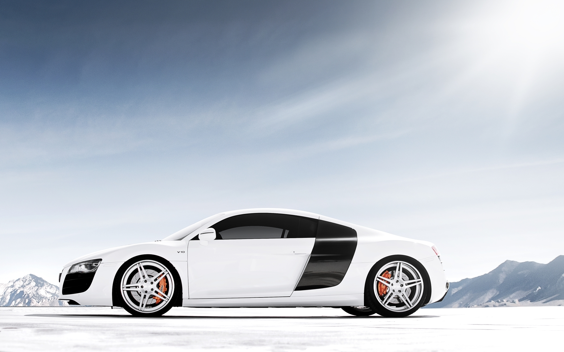 Audi R8 V10 2012 Car Wallpapers HD Wallpapers 1920x1200