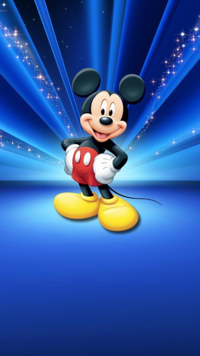 48 Mickey Mouse Phone Wallpaper On Wallpapersafari
