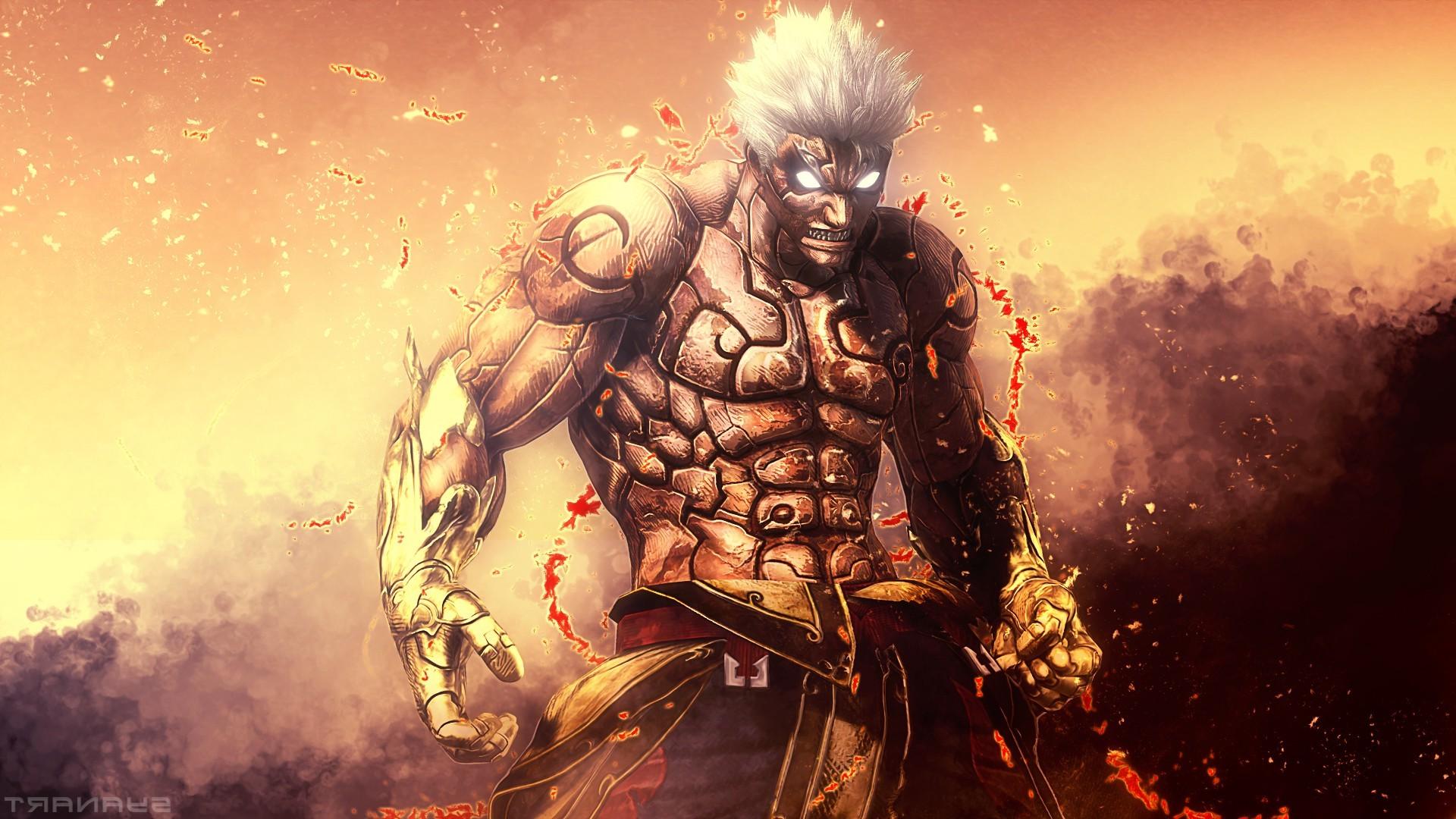 video Games Asuras Wrath Fantasy Art Concept Art Wallpapers HD 1920x1080