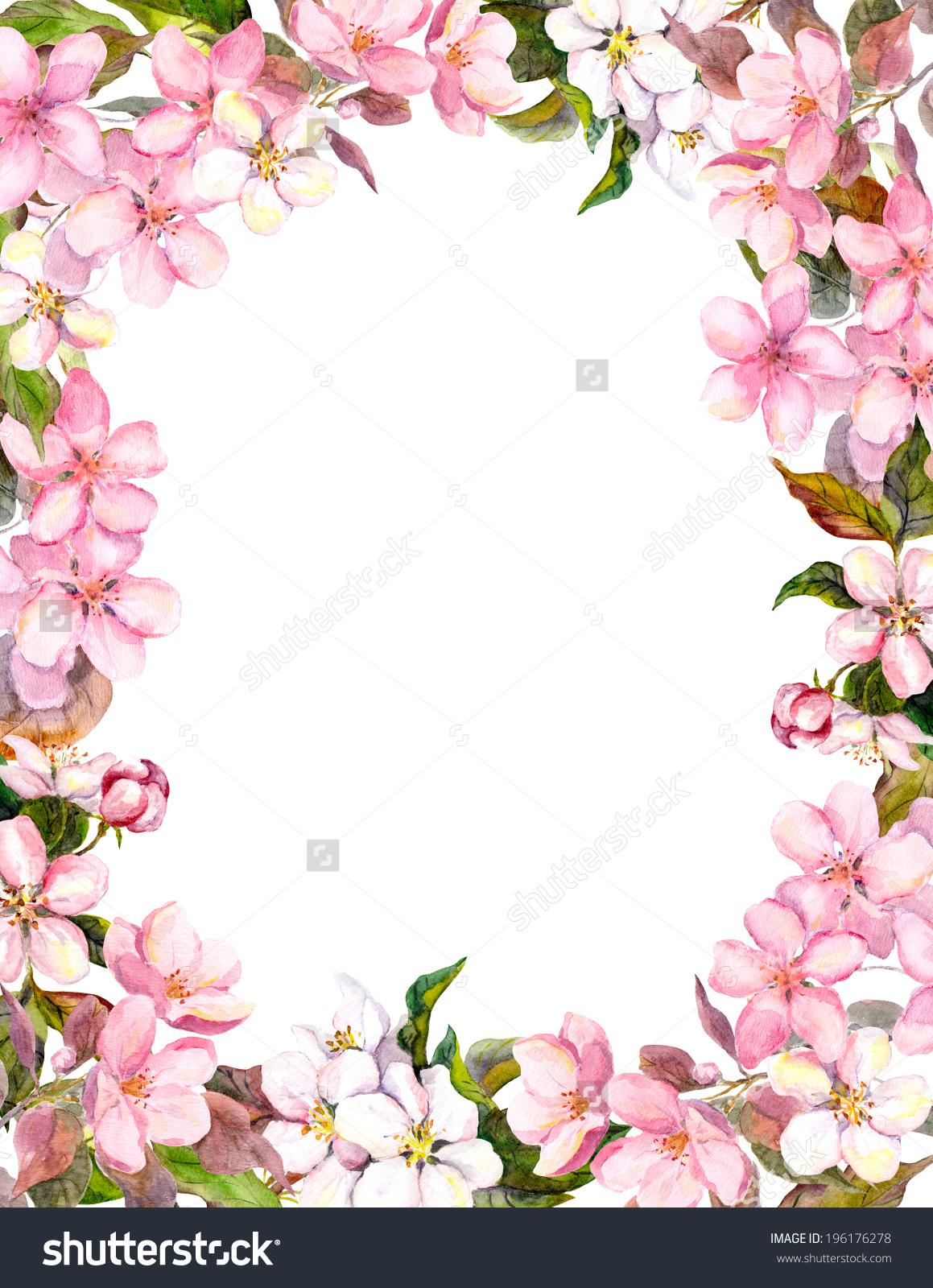 45 Japanese Cherry Blossom Wallpaper Border On
