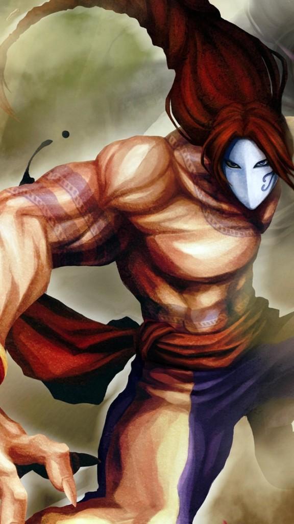 Free Download Tekken X Street Fighter Vega Wallpaper Iphone
