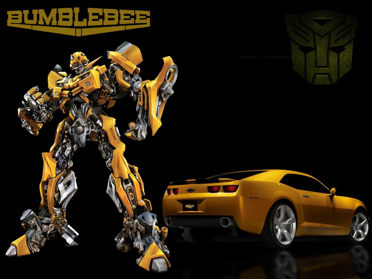 Download hd bumblebee transformers wallpaper HD wallpaper 1280x960