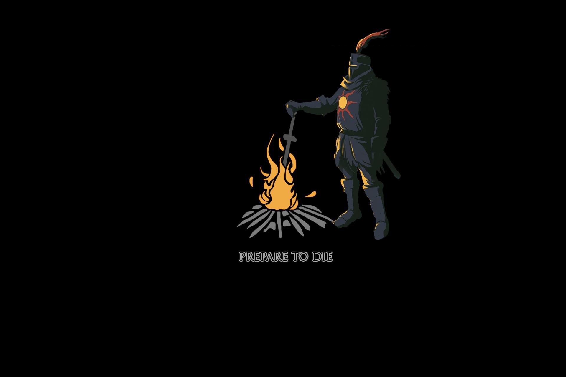 dark souls bonfire wallpaper wallpapersafari