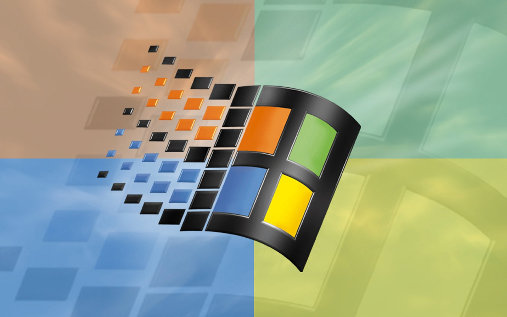 HD windows windows 98 1680x1050