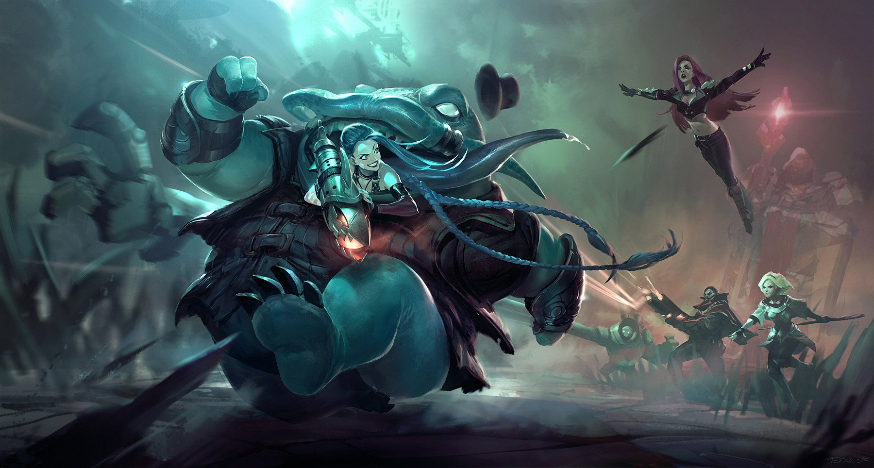 86 Lux League Of Legends HD Wallpapers Background Images 1800x964