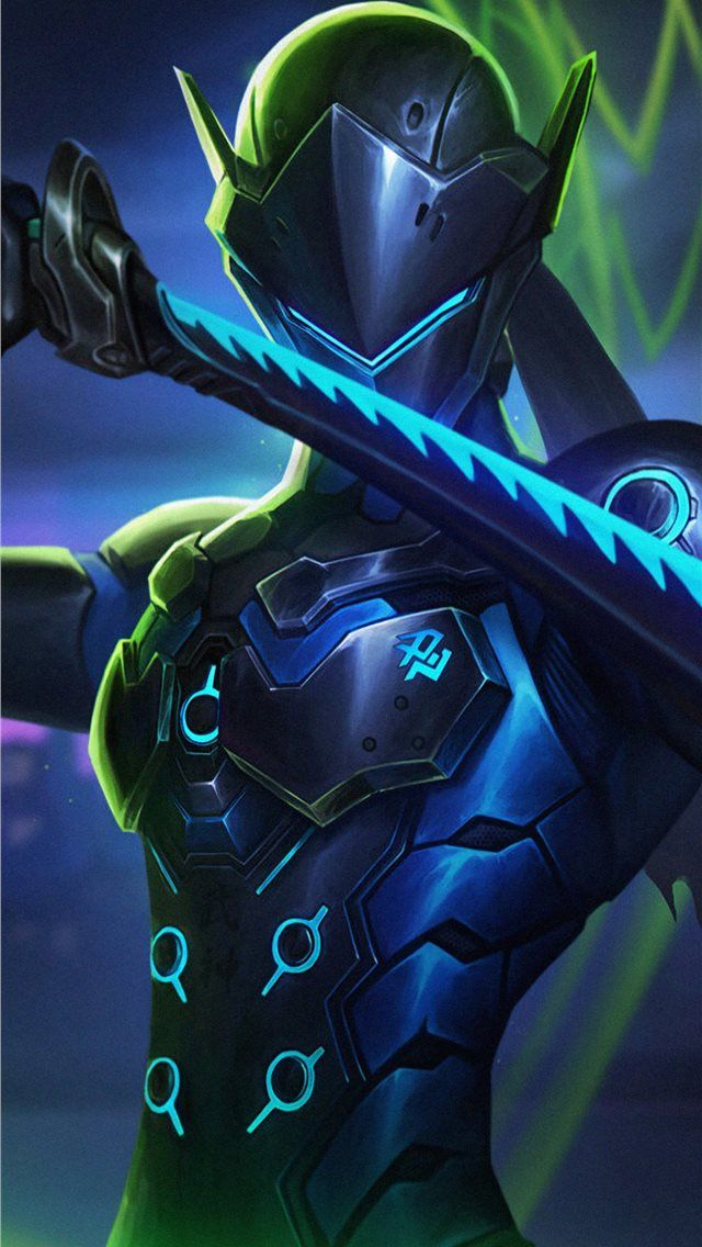 Overwatch Wallpaper Dva in 2020 Overwatch wallpapers Genji 640x1136