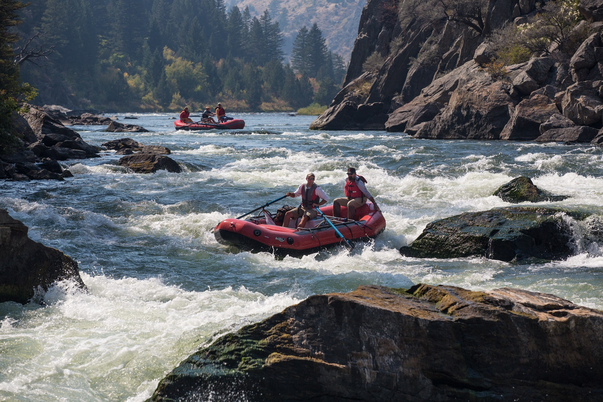7 White Water Rafting HD Wallpapers Background Images 2000x1333