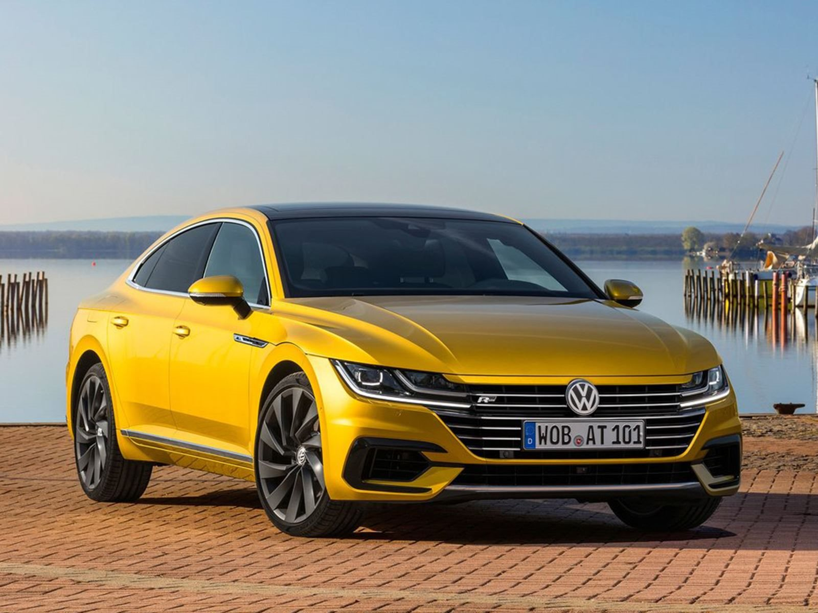 2019 Volkswagen Arteon Preview   Motor Illustrated 1600x1200