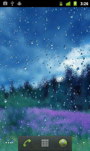 Rain On Screen Live Wallpaper for Android TopAndroidWallpapers 307x512
