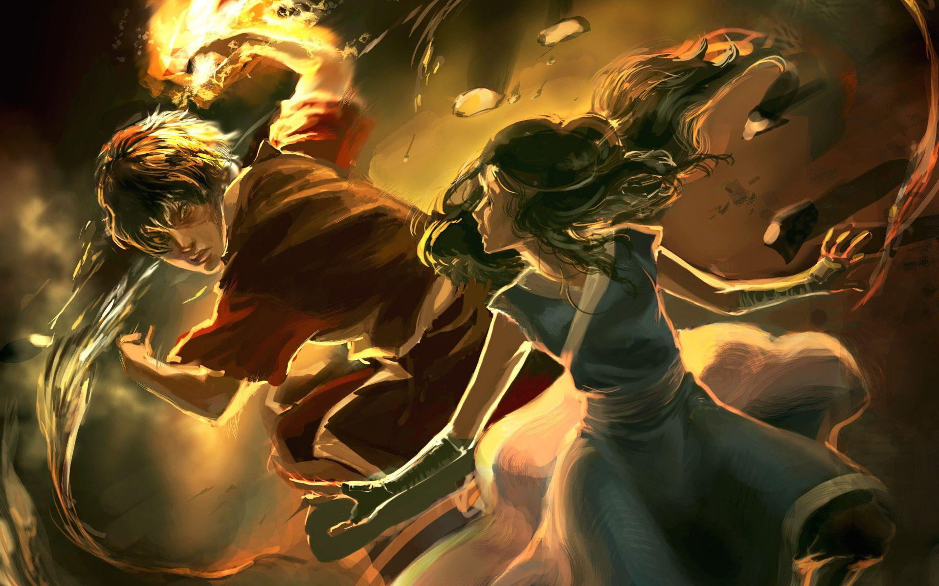 Avatar The Last Airbender Backgrounds 1920x1200