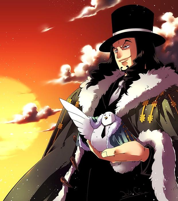 Rob Lucci   ONE PIECE   Image 1650289   Zerochan Anime 620x700