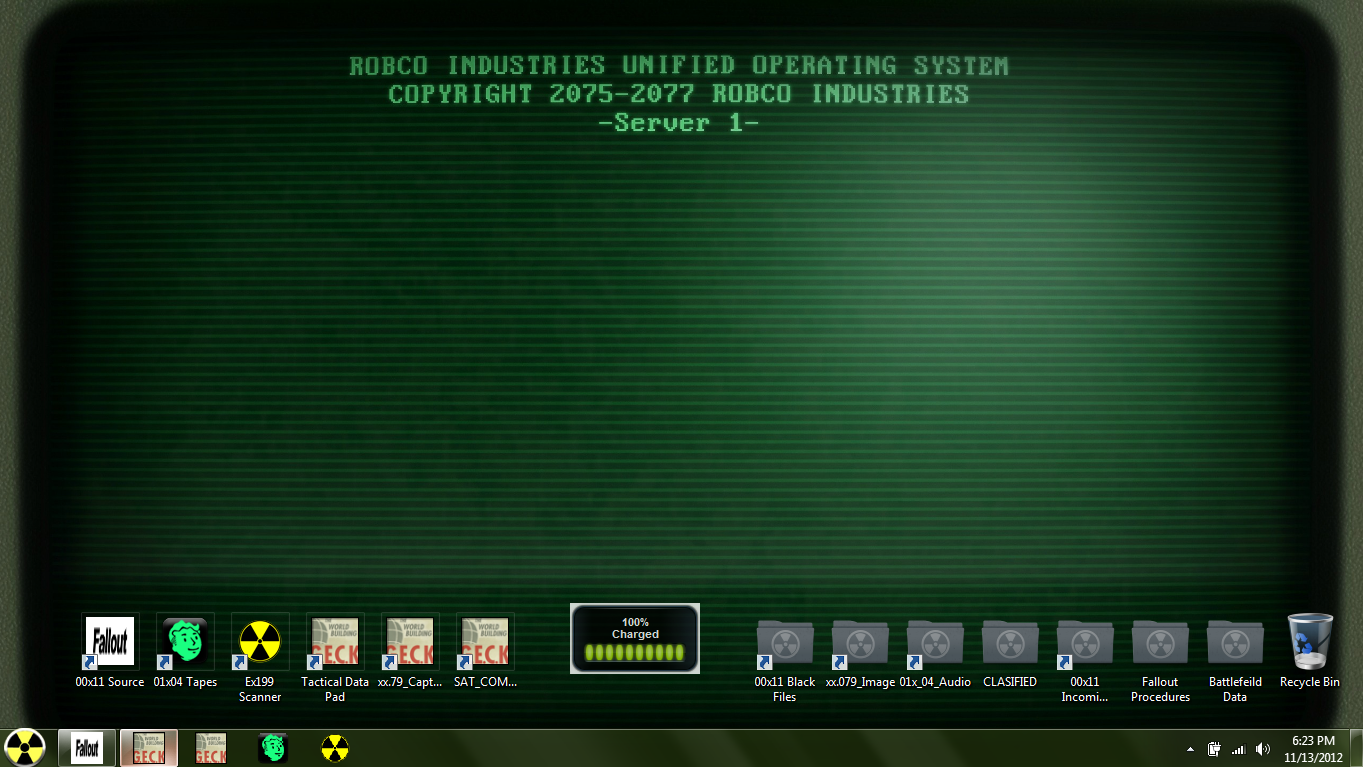 Fallout 4 Terminal Wallpaper Wallpapersafari