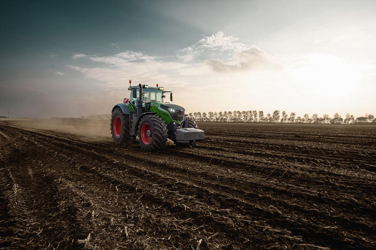 Traktor Fendt 1050 Vario Fahrbericht Bilder Autobildde   Fendt 1200x800