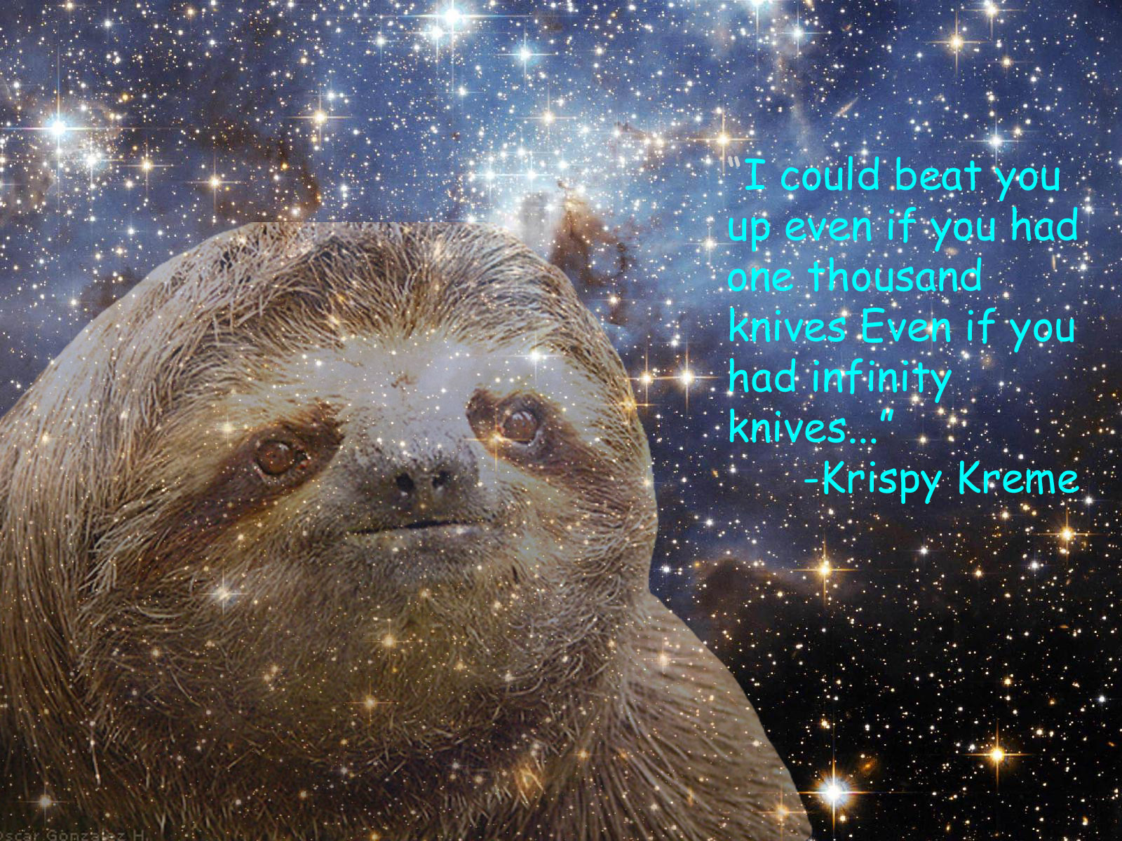 Pin Astronaut Sloths In Space Wallpaper I Made 1600x1200