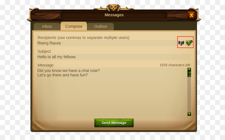 Elvenar Game Grepolis Tribal Wars 2   messages 900x560