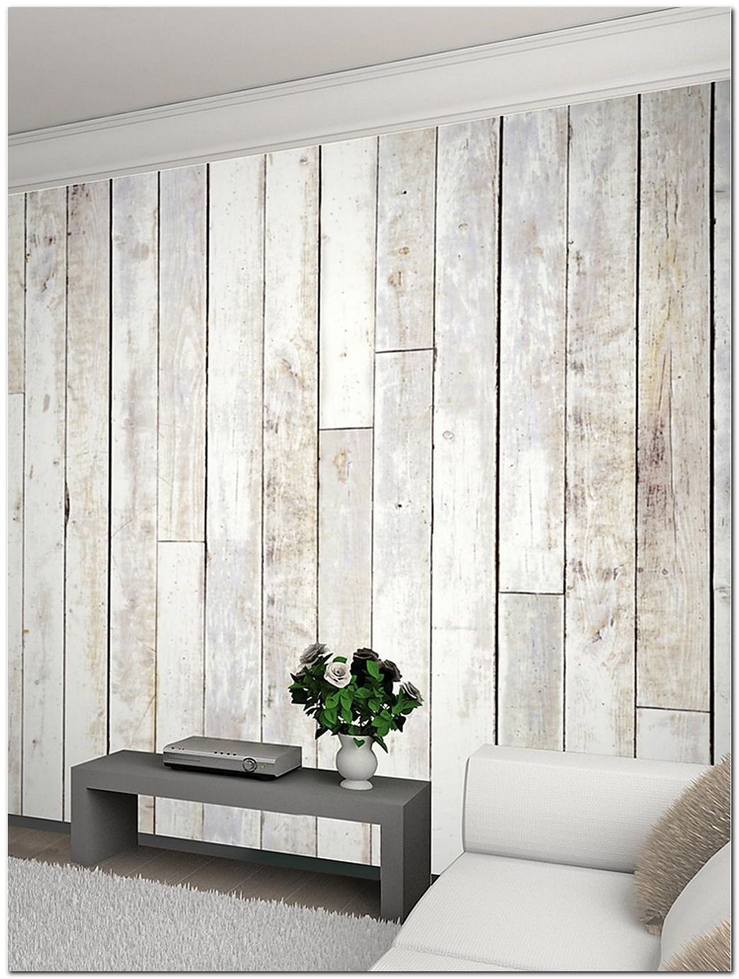 DIY Laminate Flooring on Walls and 30 Inspirations Unique 1045x1384