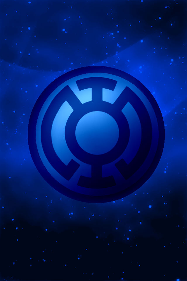 More Artists Like Blue Lantern Oath Wallpaper by stampedeofxflames 640x960