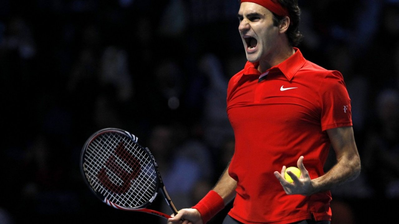 Roger Federer Tennis Player HD Wallpaper For Desktop 1280x720