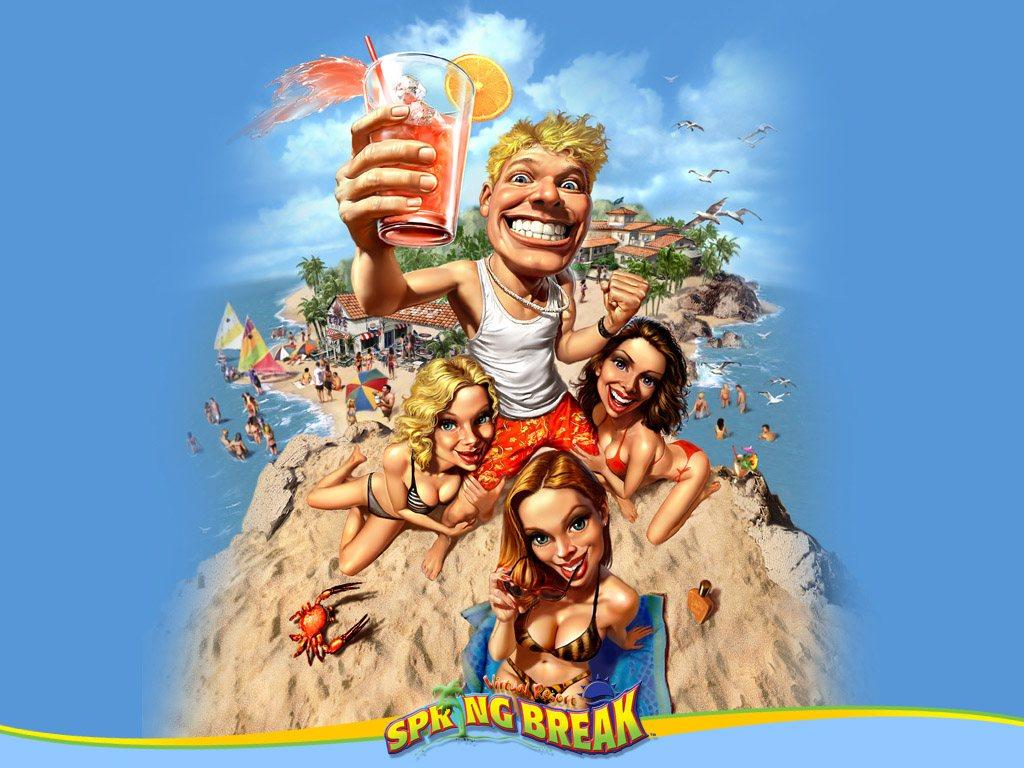 Spring break party-4097