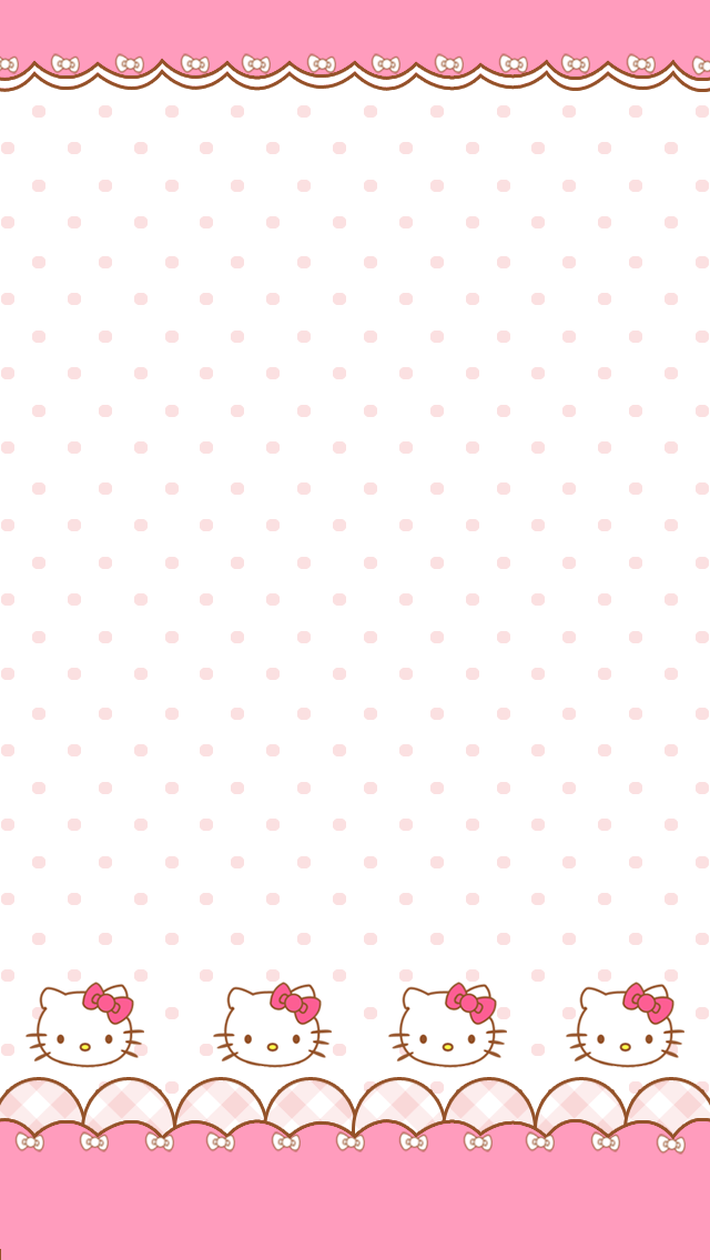 Dazzle my Droid Hello kitty wallpapers for iPhone 5 or Note 3 640x1136