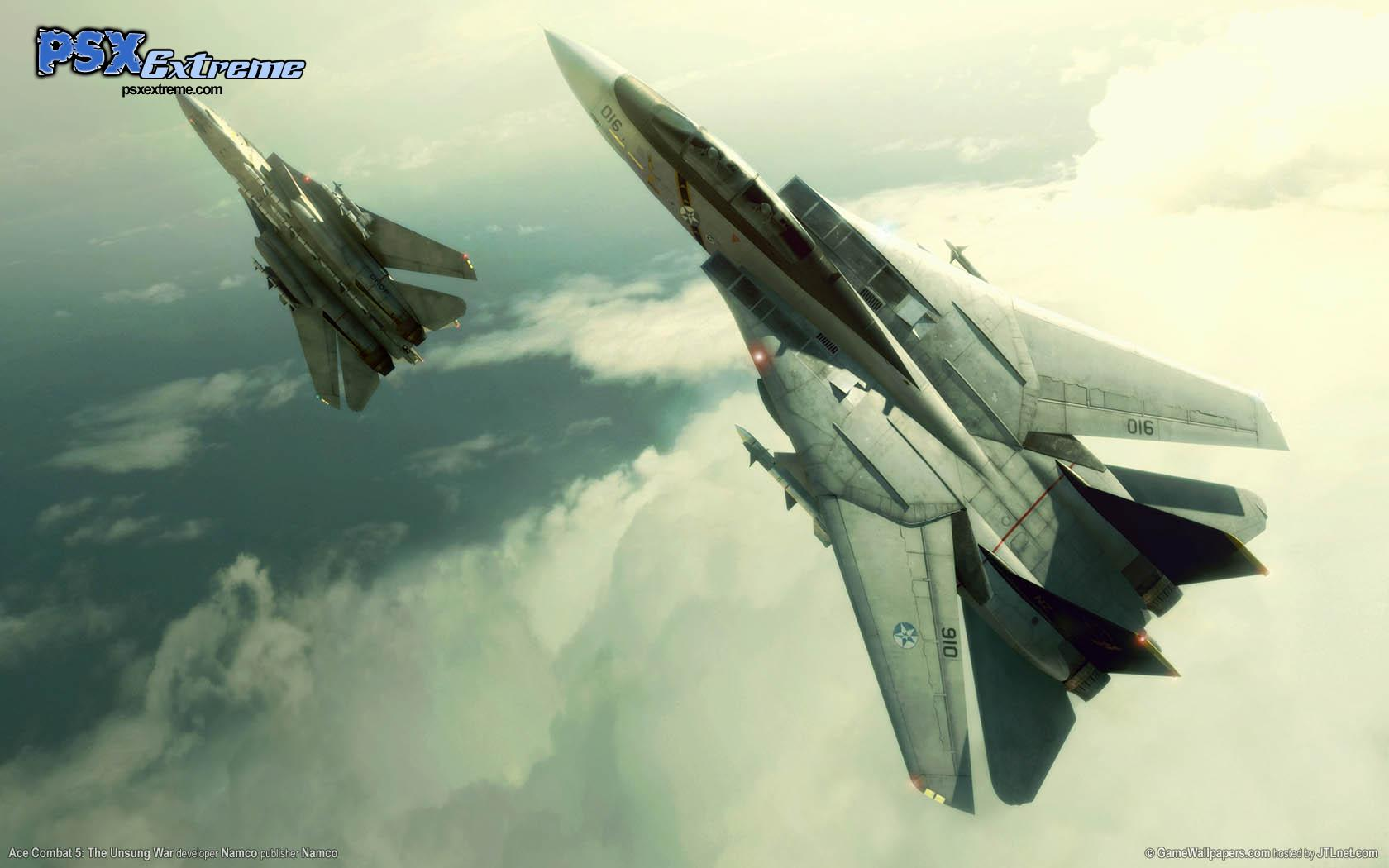 Ace Combat Wallpapers 1680x1050