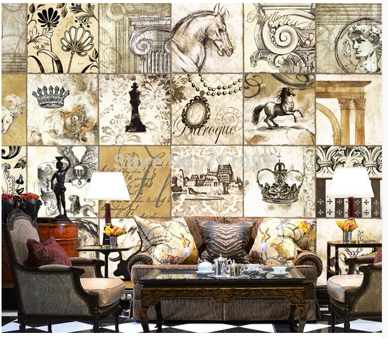 wallpaper murals in Wallpapers from Home Garden on Aliexpresscom 765x665