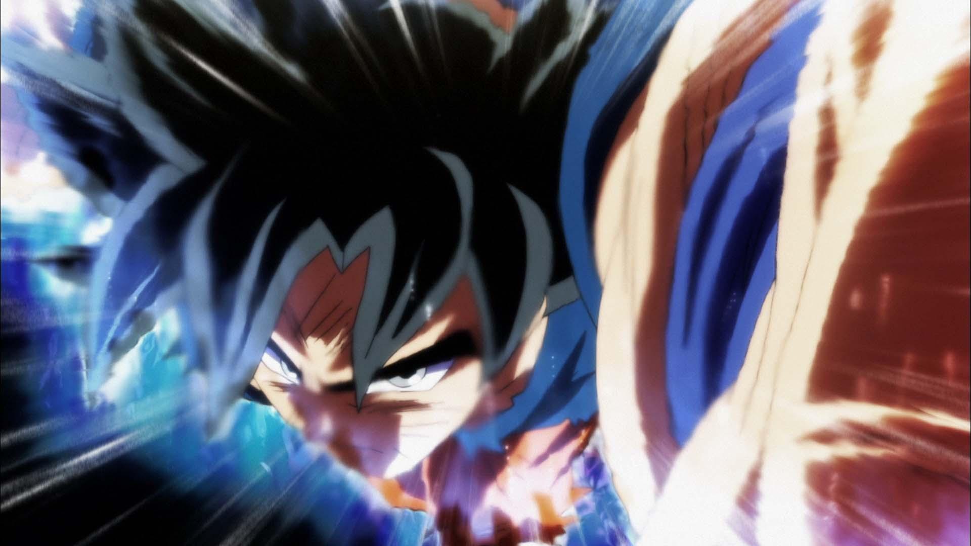 Goku Ultra Instinct 2 PS4Wallpaperscom 1920x1080