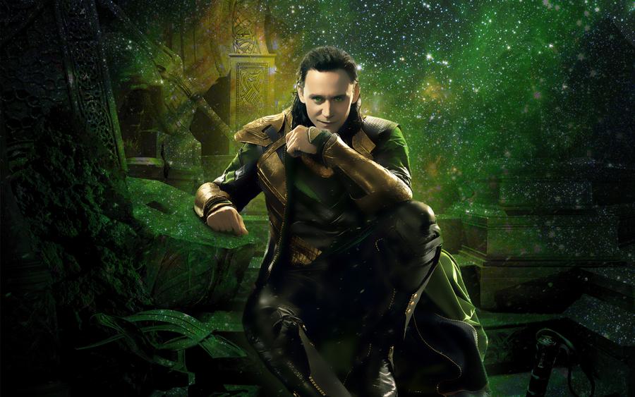Loki Wallpaper by piratenschatz86 900x563