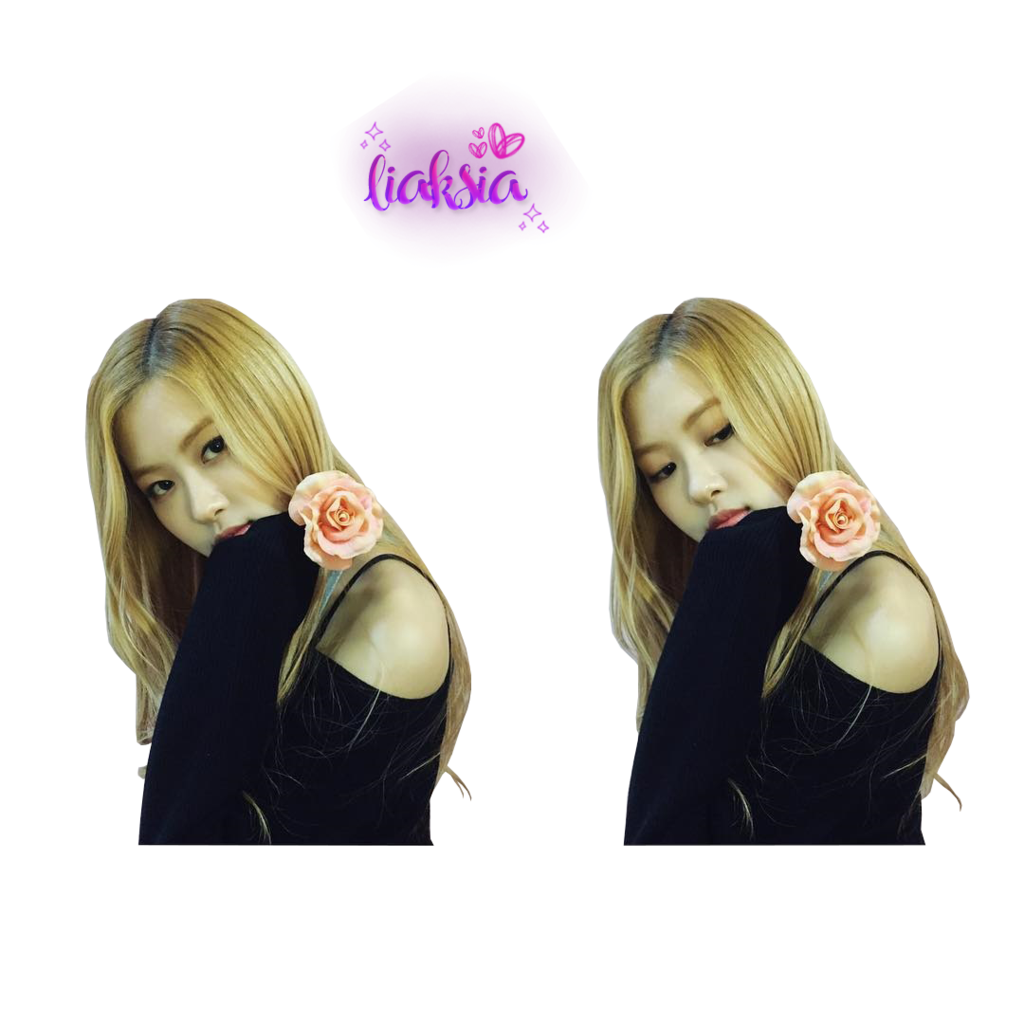 BLACKPINK Rose PNG 15 by liaksia by liaksia 1024x1024