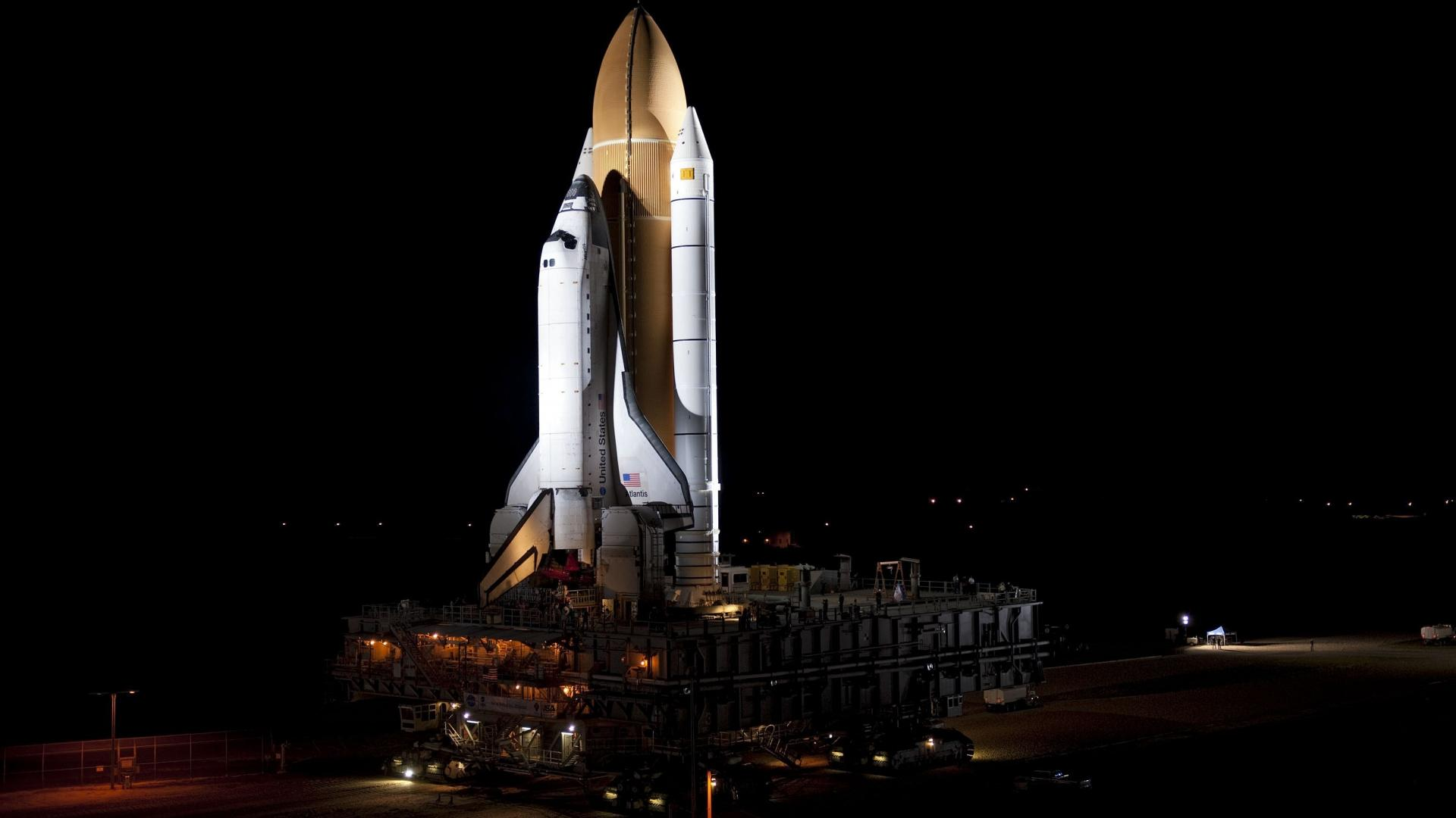 Space shuttle nasa wallpaper