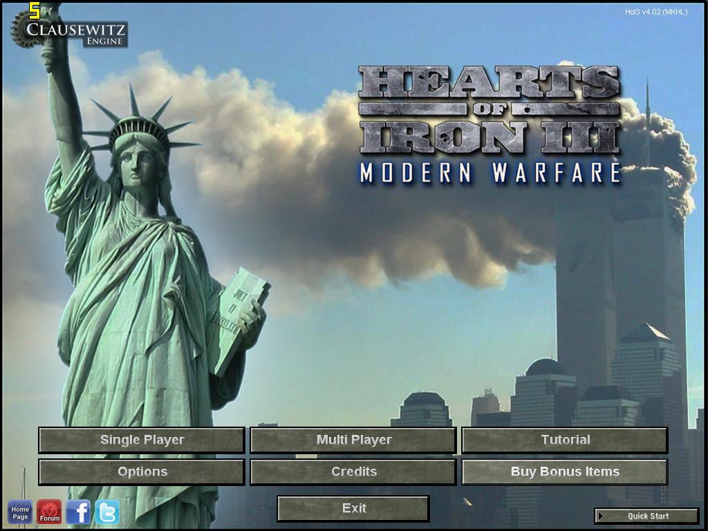 hoi3 TFH Modern Warfare by aruon 1024x768