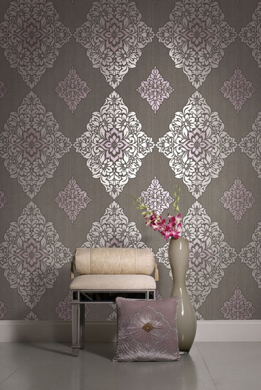Crown Wallpaper Fabrics Toronto Baroque Accents Pinterest 375x560