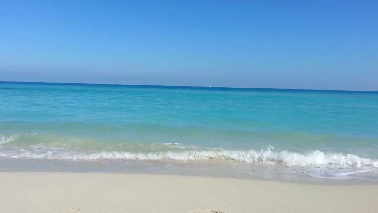 Miami Beach screensaver 1280x720