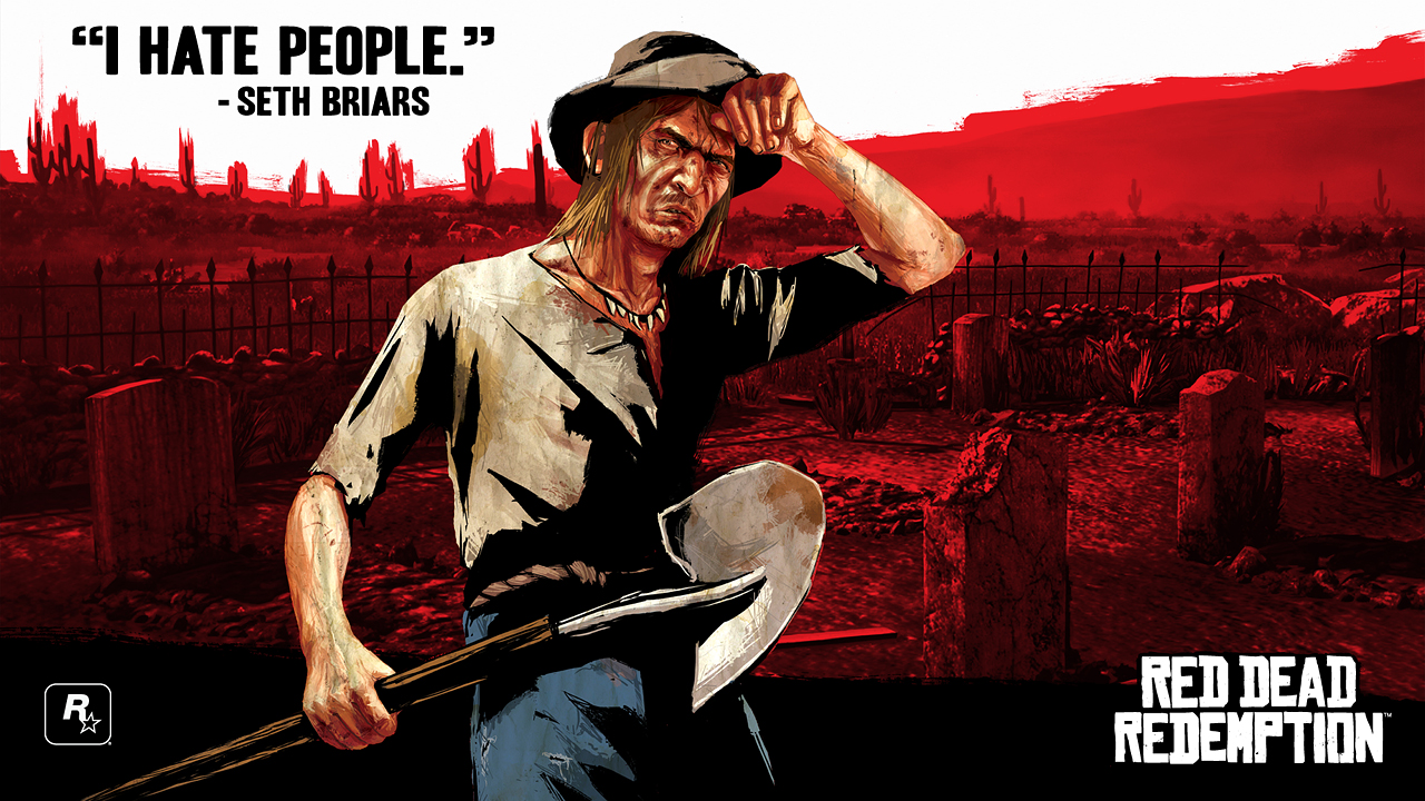 Free Download Wallpapers Hd 720p Red Dead Redemption Undead