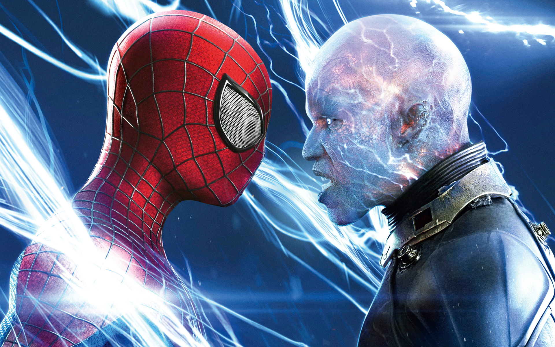 Spiderman Electro Max Dillon Wallpapers HD Wallpapers 1920x1200
