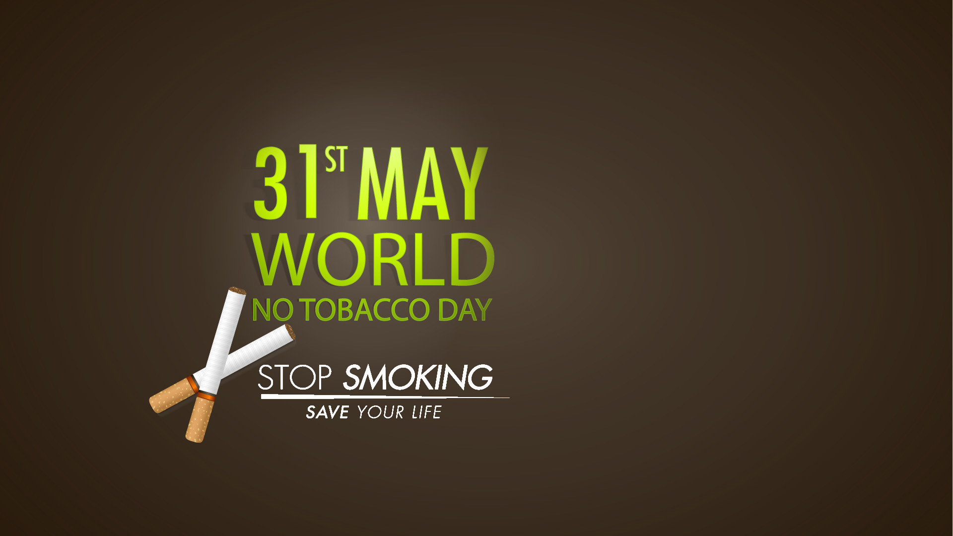 Stop Smoking Wallpaper posted by Sarah Simpson 1920x1080