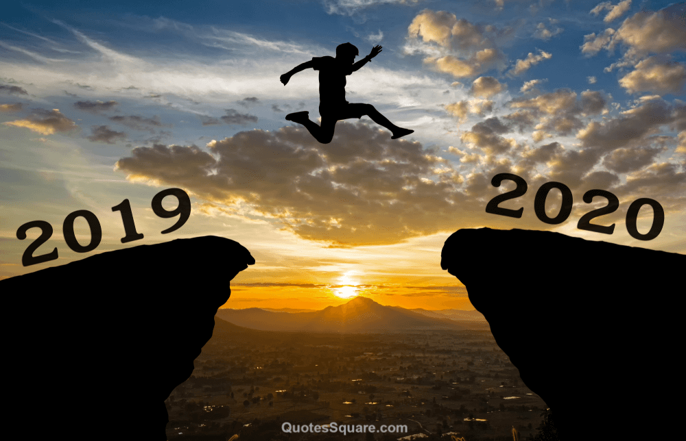 25 Goodbye 2019 Quotes and Hello N Welcome 2020 Wishes with Images 1000x644