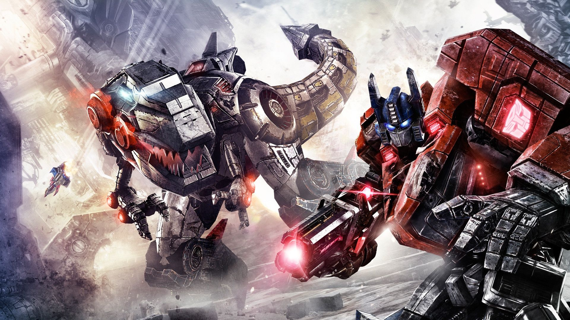 Autobot Optimus Prime Transformers HD Wallpaper Background 1920x1080