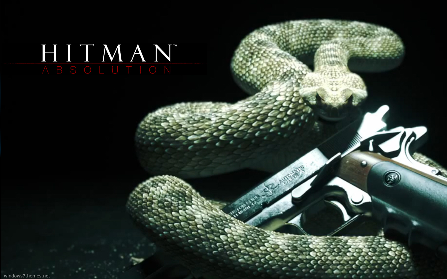 Download Hitman 5 Absolution Wallpaper 3 1440x900