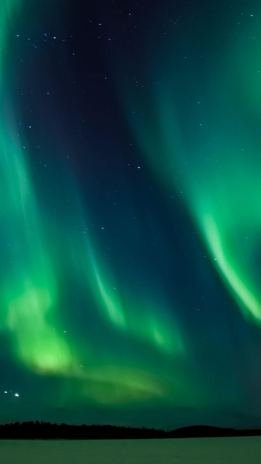 Aurora Borealis Wallpaper - Bing images