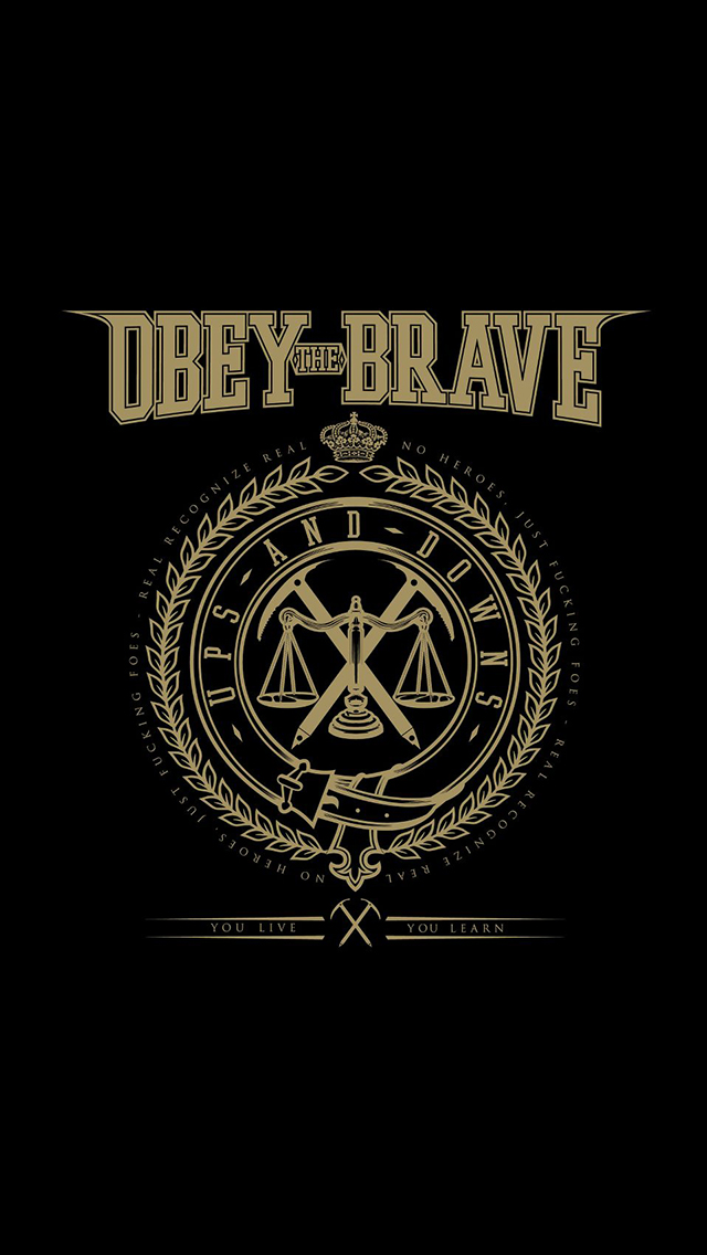 Obey Iphone Wallpaper Hd 5 wallpaper hdiphone 5 640x1136