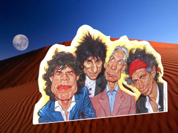 Wallpapers of The Rolling Stones 1 Musical Rock Bands Wallpapers 600x450