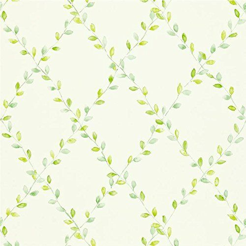 Green 212438 Spring Trellis Options 11 Sanderson Wallpaper eBay 500x500