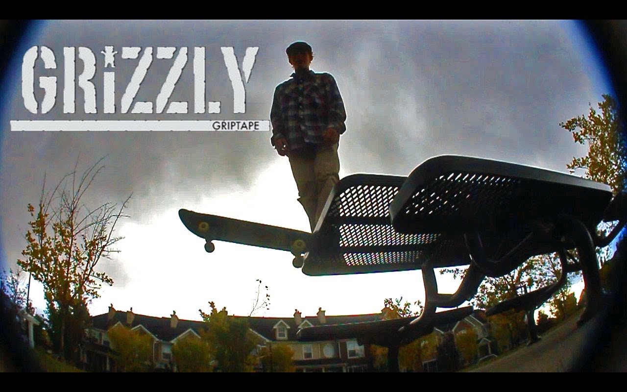 GRIZZLY GRIPTAPE ADVERTISEMENT 1280x800