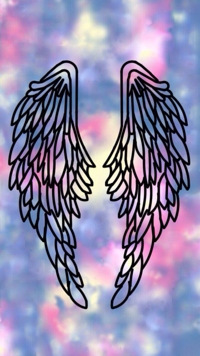 50+ Angel iPhone Wallpaper on WallpaperSafari