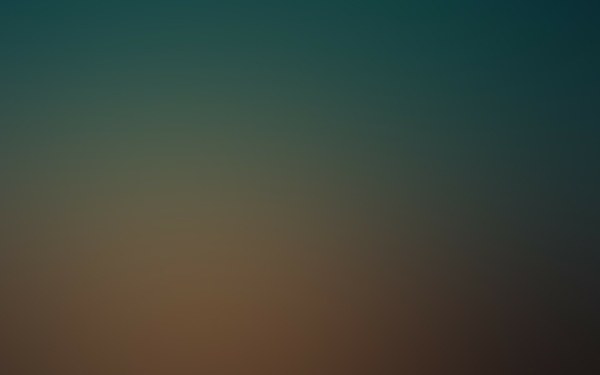 bluegreen green blue minimalistic brown gaussian blur gradient simple 600x375