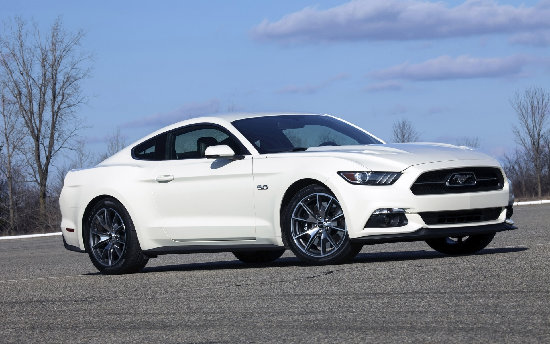 2015 Ford Mustang GT Fastback 50 Year Limited Edition 1920x1200