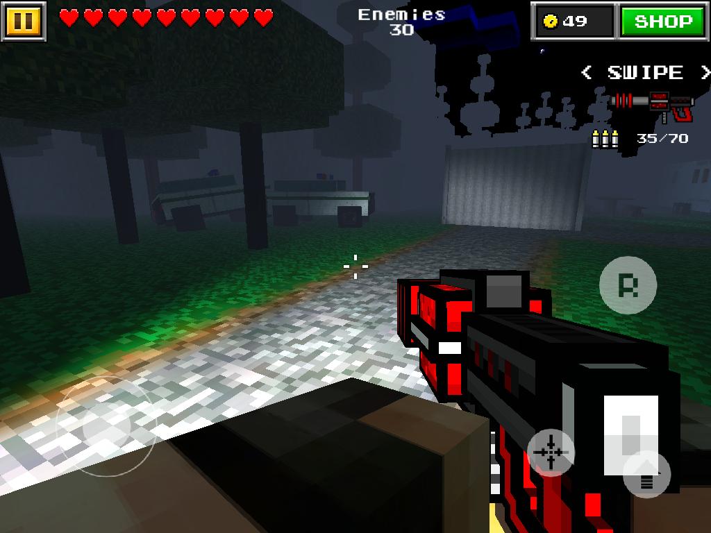Laser Minigun Pixel Gun 3d Wiki 1024x768