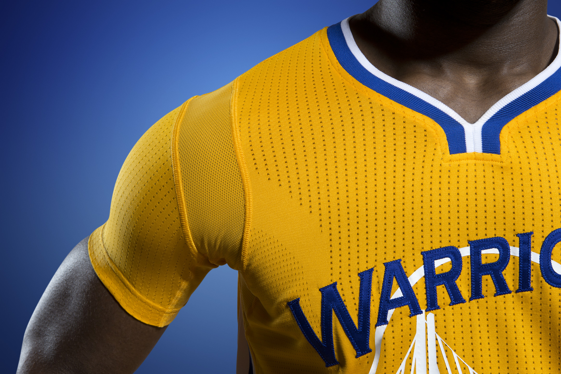 GOLDEN STATE WARRIORS Nba Basketball yellow uniform Wallpapers HD 2160x1440
