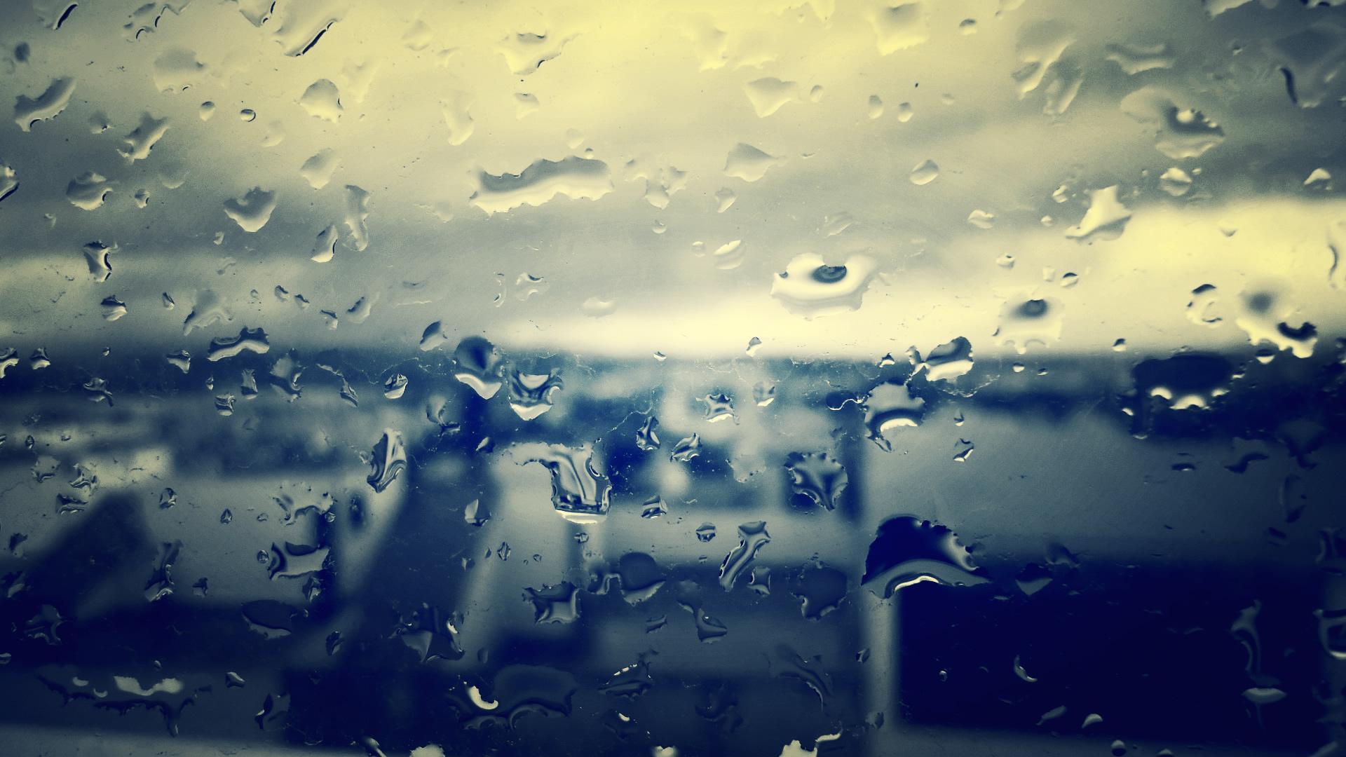 Rainy Day Wallpaper HD - WallpaperSafari